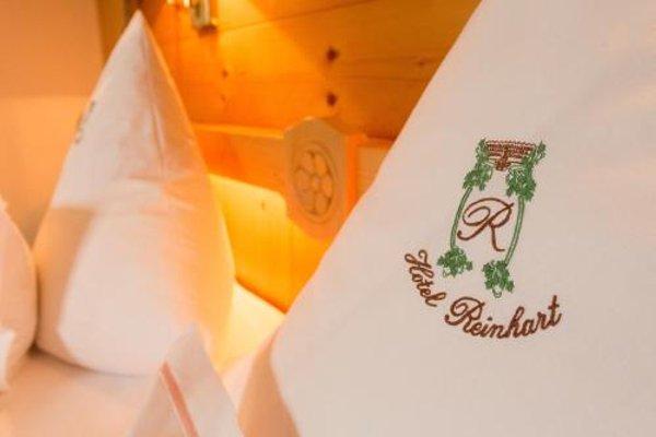 Garden-Hotel Reinhart - фото 7
