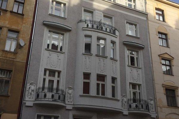 Prague Getaway Homes Slavojova - фото 21