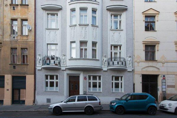 Prague Getaway Homes Slavojova - фото 22
