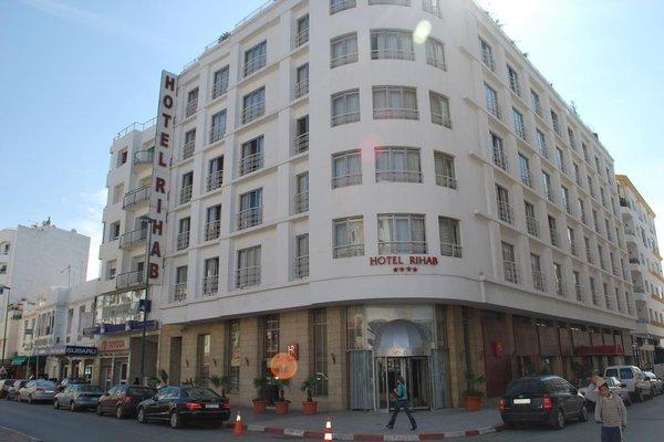 Rihab Hotel - фото 22