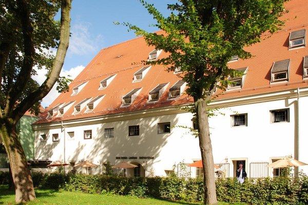 Hotel Orphee Andreasstadel - 12