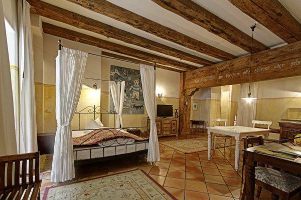 Hotel Orphee Andreasstadel - 3