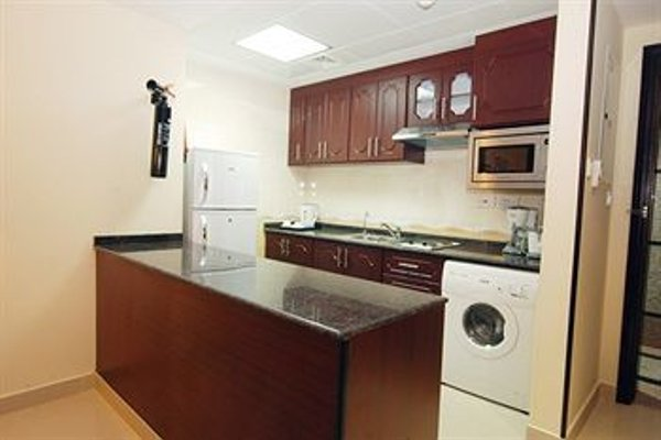 Loulou Asfar Hotel Apartment - фото 11