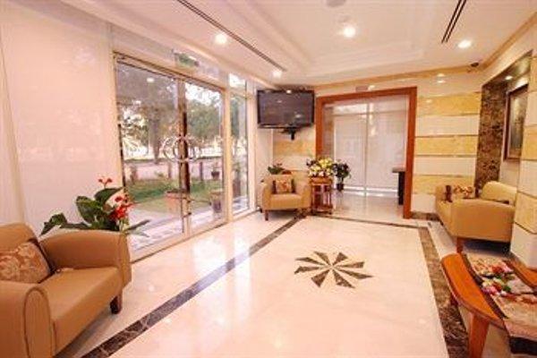 Loulou Asfar Hotel Apartment - фото 17