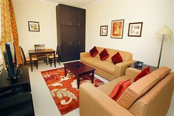 Loulou Asfar Hotel Apartment - фото 7