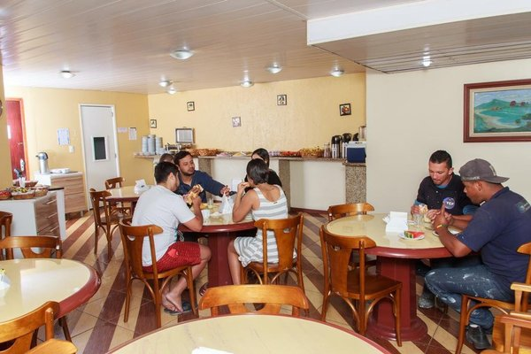 Hotel Cruz de Ouro - фото 12