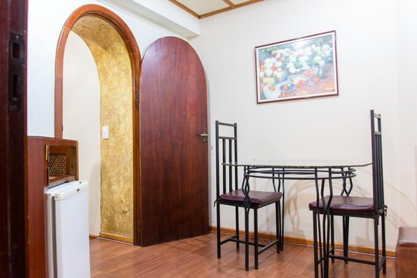 Hotel Cruz de Ouro - фото 13