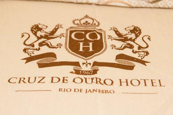 Hotel Cruz de Ouro - фото 19