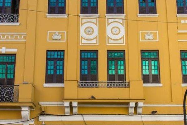 Hotel Cruz de Ouro - фото 23