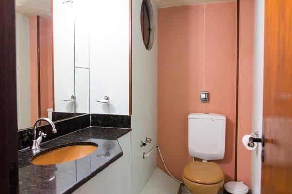 Hotel Cruz de Ouro - фото 7