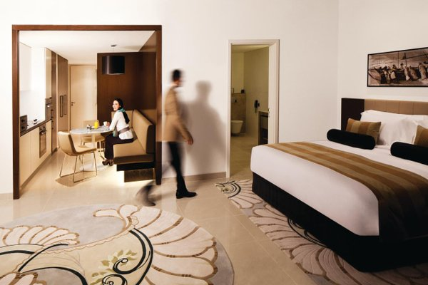 Jumeirah at Etihad Towers Hotel - фото 35