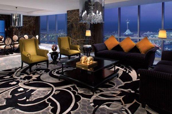 Jumeirah at Etihad Towers Hotel - фото 14