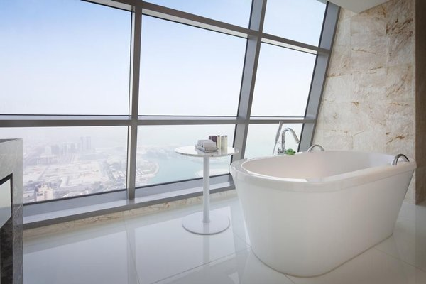 Jumeirah at Etihad Towers Hotel - фото 17