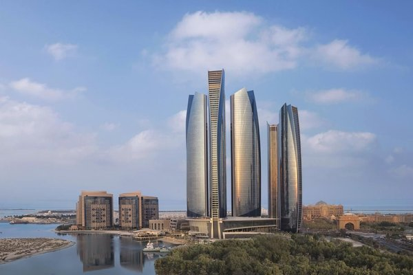 Jumeirah at Etihad Towers Hotel - фото 22