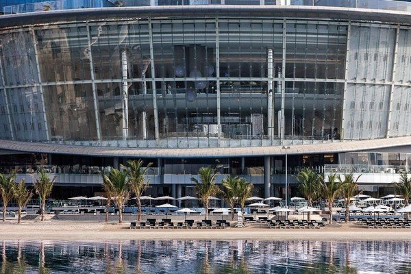 Jumeirah at Etihad Towers Hotel - фото 23