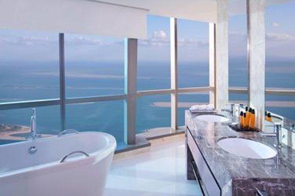 Jumeirah at Etihad Towers Hotel - фото 9