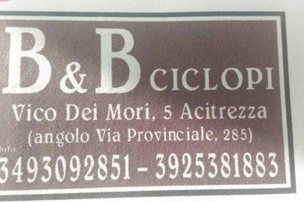 B&B Ciclopi - фото 19