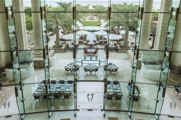 The St. Regis Saadiyat Island Resort, Abu Dhabi - фото 14