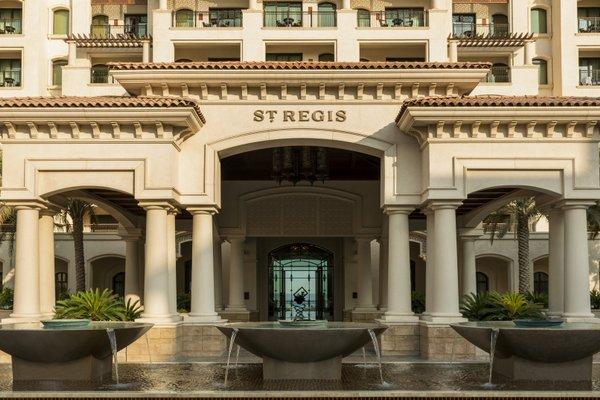 The St. Regis Saadiyat Island Resort, Abu Dhabi - фото 23