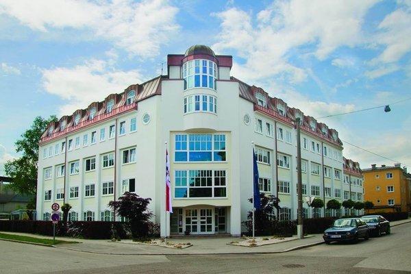 myNext - Summer Hostel Salzburg - фото 22