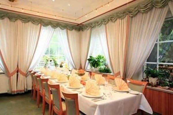Hotel-Restaurant Derboven - фото 11