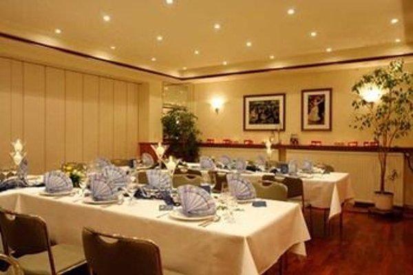 Hotel-Restaurant Derboven - фото 16