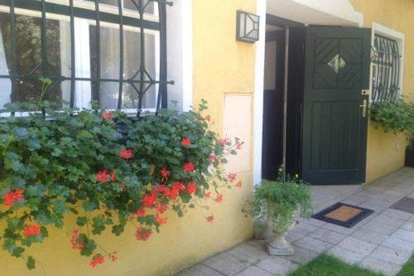 Exquisites Gartenapartment in eleganter Jugendstilvilla - фото 13