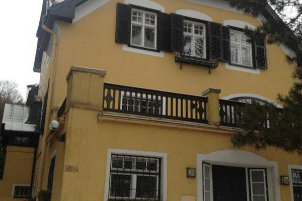 Exquisites Gartenapartment in eleganter Jugendstilvilla - фото 6