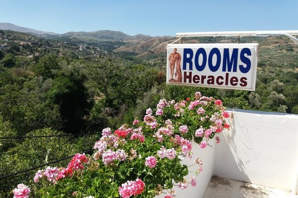 Heracles Hotel - фото 22