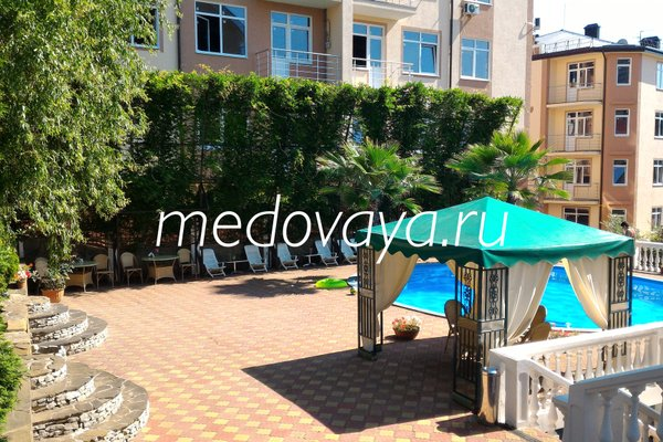 Гостиница Медовая - 23