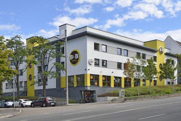B&B Hotel Stuttgart-City - 21