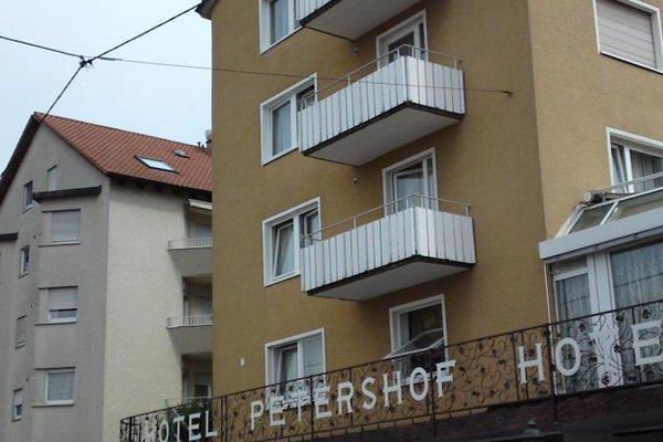 Hotel Petershof - фото 22
