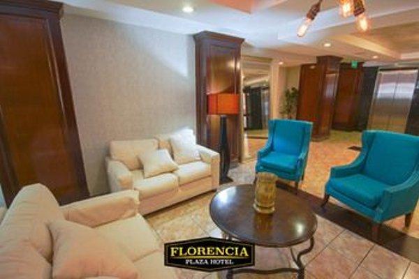 Florencia Plaza Hotel - фото 3