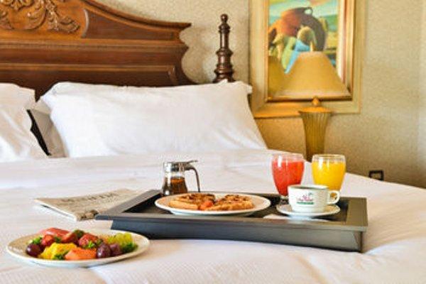 Hotel Plaza Del Libertador - фото 50