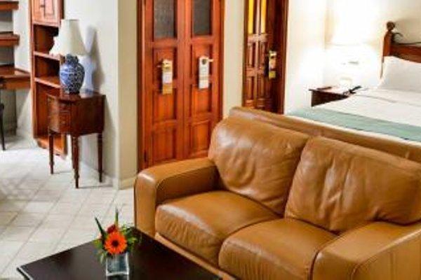 Hotel Plaza Del Libertador - фото 4