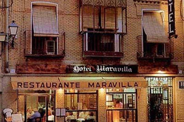 Hostal Maravilla - фото 9