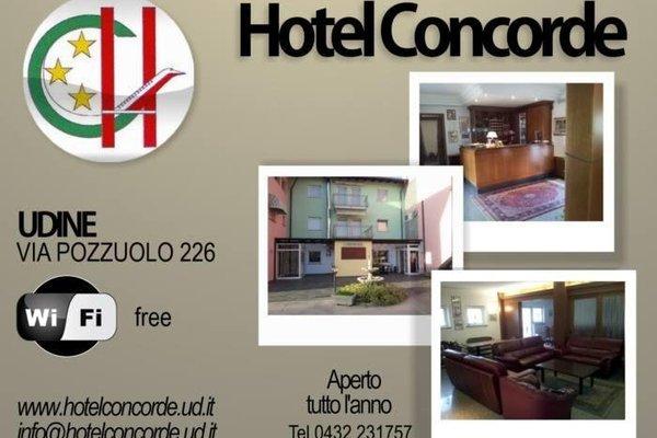 Hotel Concorde - фото 15