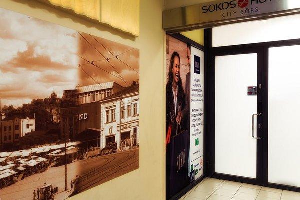 Original Sokos Hotel City Bors - фото 13
