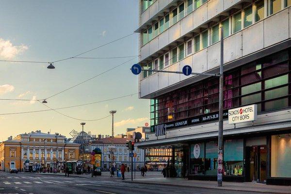 Original Sokos Hotel City Bors - фото 22