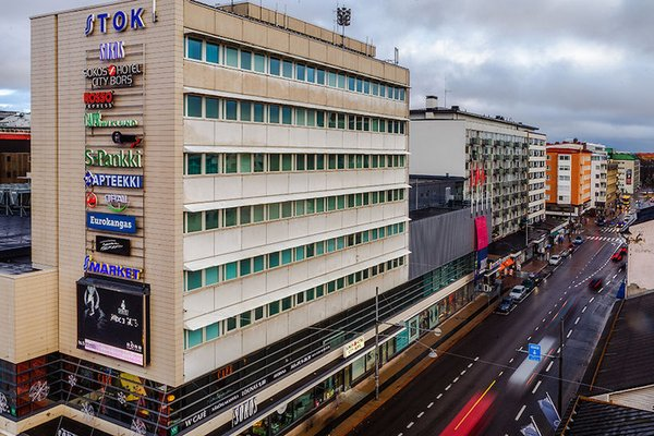 Original Sokos Hotel City Bors - фото 23