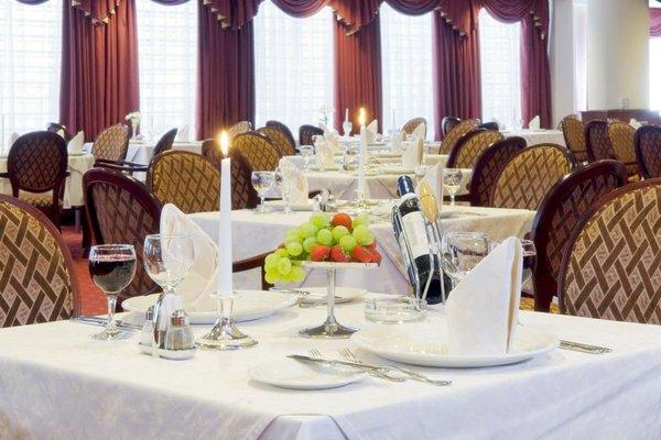 DoubleTree by Hilton Hotel Тюмень - 14