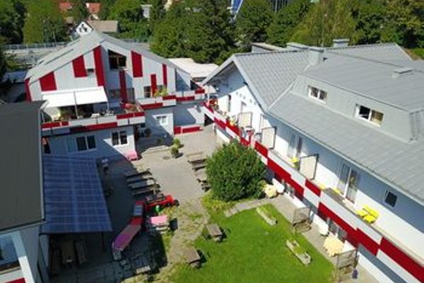 Jugendhotel Egger - Youth Hotel - фото 18