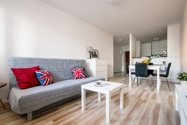 P&O Apartments Metro Centrum - фото 11