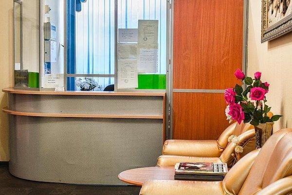 Отель Комфорт - фото 12