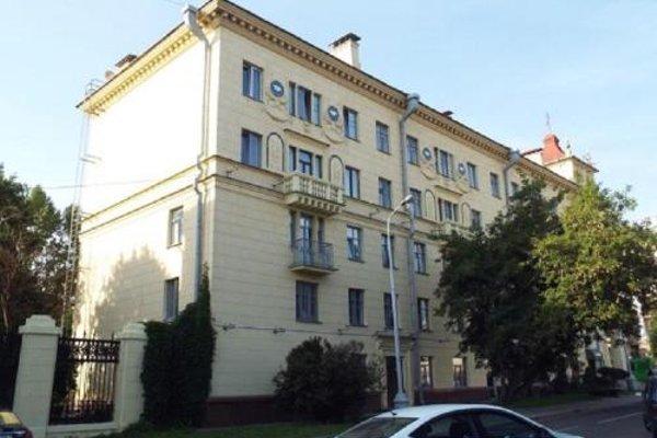 Апартаменты Studiominsk - фото 15