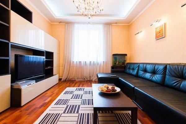 Апартаменты Studiominsk - фото 22