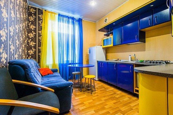Апартаменты Studiominsk - фото 9