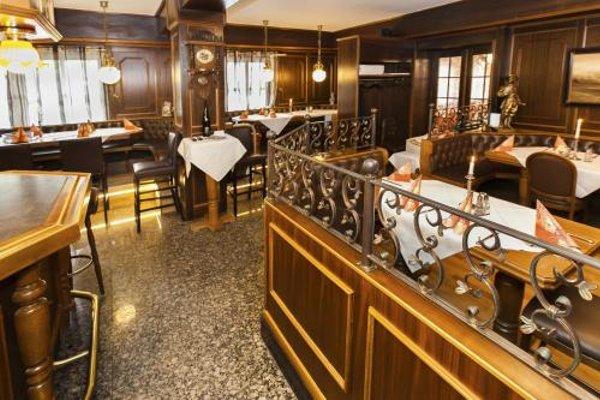 Hotel-Restaurant Breitenbacher Hof - фото 10