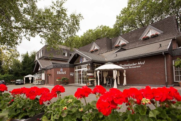 Hotel-Restaurant Breitenbacher Hof - фото 22