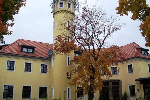 Burghotel Landeskrone - фото 22